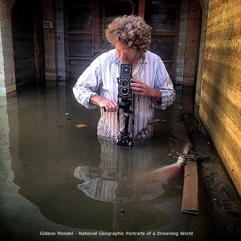 Nat Geo's Stunning Pics of a Flooding World.